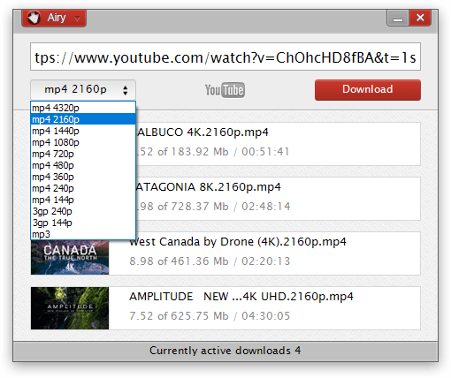 Youtube Downloader Download Youtube Videos With Airy
