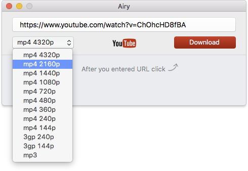 Discover the best 4k youtube downloader for Mac