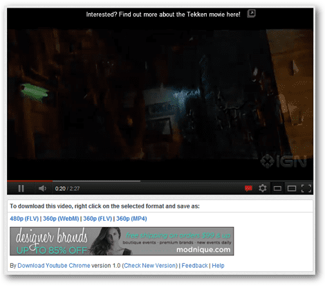 Download YouTube Video with These Chrome Extensions