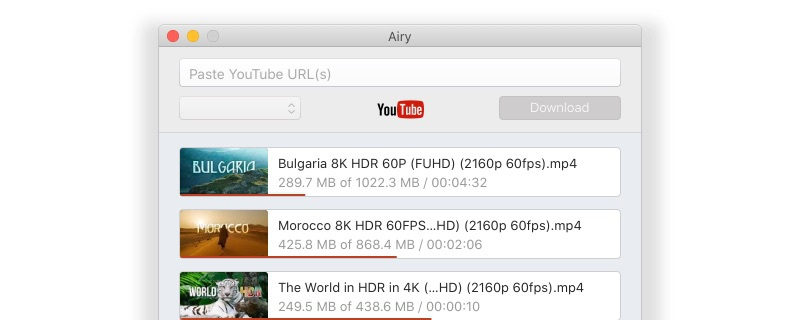 Step 3 on how do you convert youtube videos to mp3