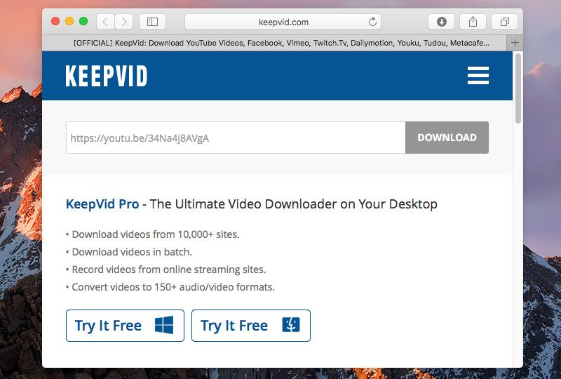 Best Video Download Software For Mac